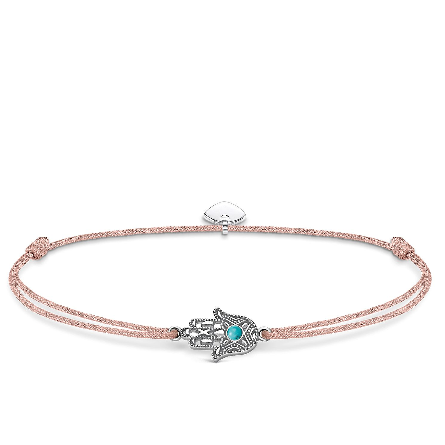 Thomas Sabo Little Secrets Silver Hand Of Fatima Bracelet - Product number 8081905