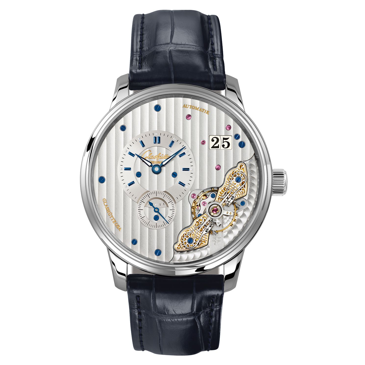Glashutte Original PanoMaticInverse Men's Watch - Product number 8084602