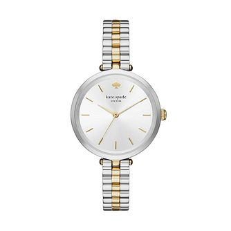 Kate Spade Holland Ladies' Two Tone Bracelet Watch - Product number 8084882