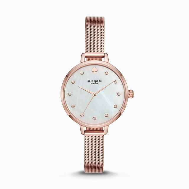 Kate Spade Metro Ladies' Stainless Steel Bracelet Watch - Product number 8084939