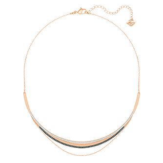 Swarovski Hero Rose Gold Plated Necklace - Product number 8085900