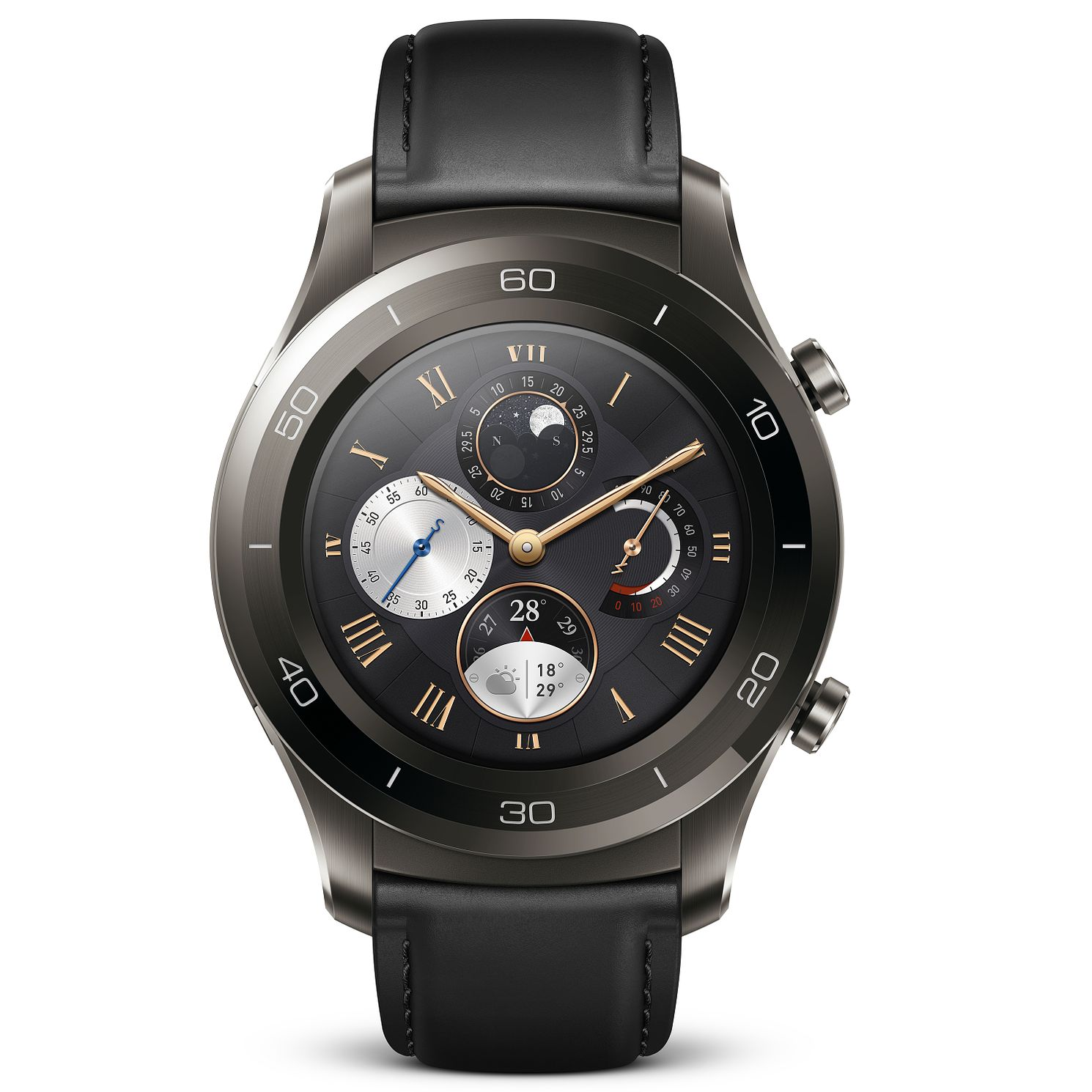 Huawei Watch 2 Bluetooth Classic Smartwatch - Product number 8089108
