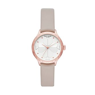 Kate Spade Rosebank Ladies' Rose Gold Tone Strap Watch - Product number 8100276