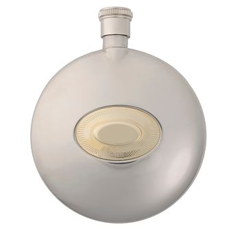 Jean Pierre small round hip flask - Product number 8113467