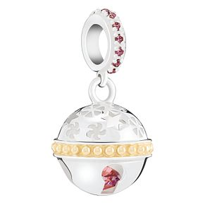 Chamilia Snowman Christmas Tree Murano Glass Charm - Product number 5230098