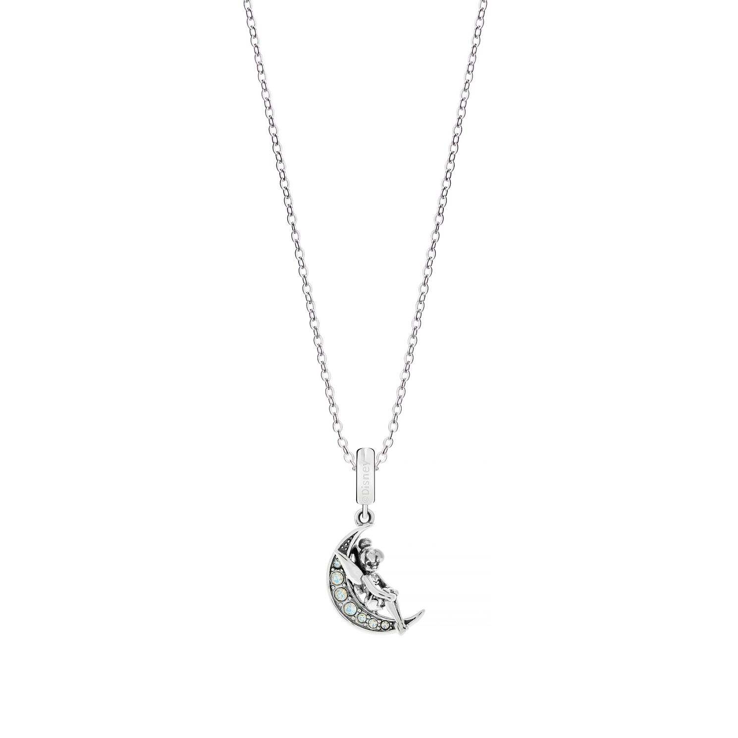 Chamilia Disney Sterling Silver Moonlit Tinkerbell Necklace - Product number 8128448