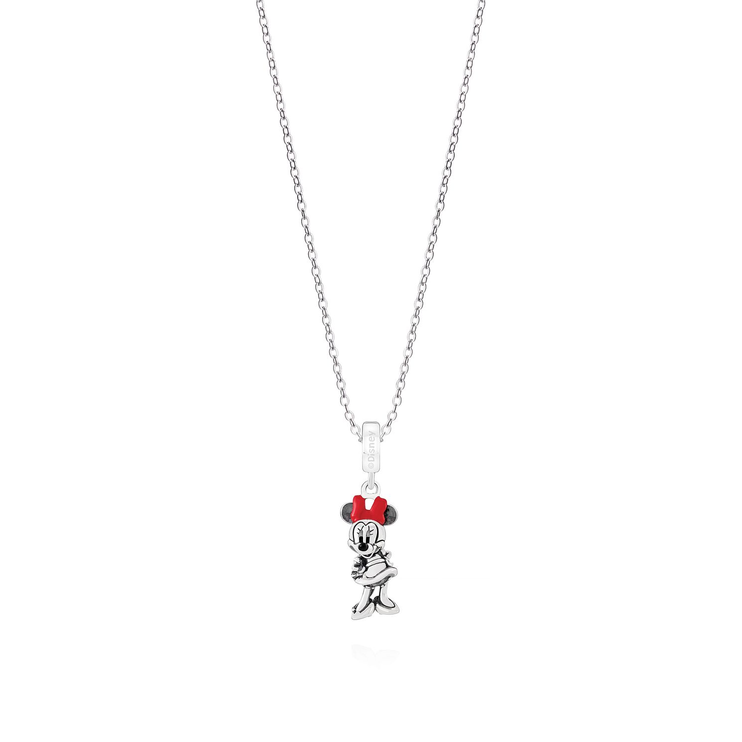 Chamilia Disney Sterling Silver Minnie Mouse Necklace - Product number 8128472