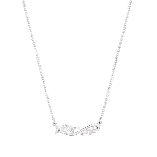 Chamilia Sterling Silver Galaxy Bar Necklance - Product number 8128502