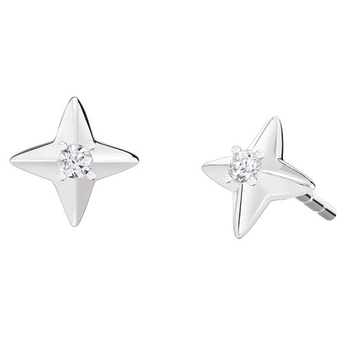 281e808cf Chamilia Sterling Silver Small Star Earrings - Product number 8128510