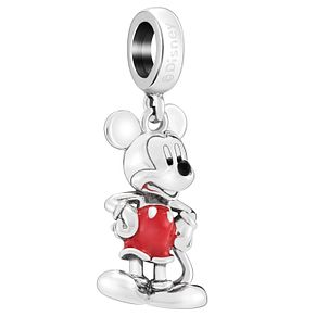 Chamilia Disney Sterling Silver Mickey Mouse Figure - Product number 8128553