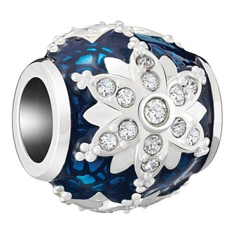 Chamilia Sterling Silver Crystal Magic Accent Bead - Product number 8128707