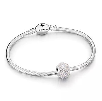 Chamilia One Charm & Bracelet Gift Set - Product number 8132127