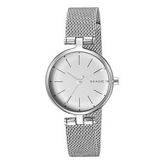 Skagen Signature Ladies' Stainless Steel Bracelet Watch - Product number 8139717