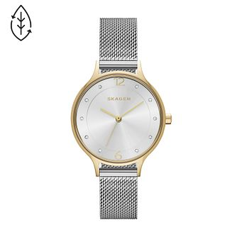 Skagen Ladies' Stainless Steel Mesh Bracelet Watch - Product number 8144761