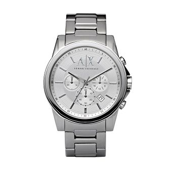 Armani Exchange Men's Stainless Steel Bracelet Watch - Product number 8145148