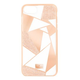 Swarovski Heroism Rose Gold Tone Iphone 7 Case - Product number 8145296