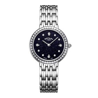 Rotary Ladies' Stainless Steel Bracelet Watch - Product number 8147582