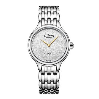 Rotary Ladies' Stainless Steel Bracelet Watch - Product number 8147590