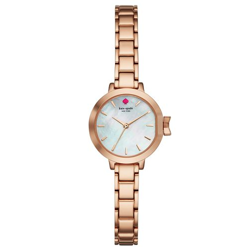 Kate Spade Mini Park Row Ladies' Rose Gold Tone Watch - Product number 8147825