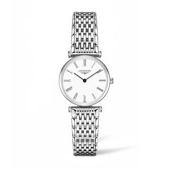 Longines La Grand Classique Ladies Stainless Steel Watch - Product number 8152268