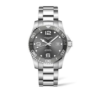 Longines Hydroconquest Men's Stainless Steel Bracelet Watch - Product number 8152284