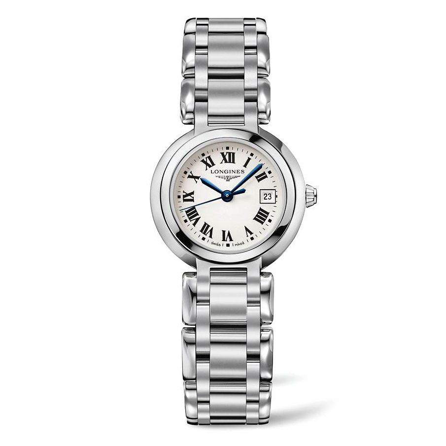 Longines Primaluna Ladies' Stainless Steel Bracelet Watch - Product number 8152624