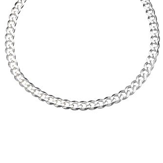 Sterling Silver 22 Inch Curb Chain - Product number 8153000