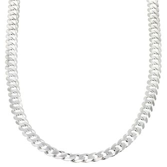 Sterling Silver 20 Inch Curb Chain - Product number 8153221