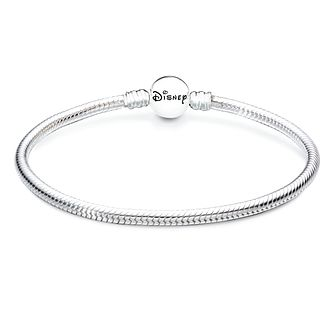Chamilia Disney Sterling Silver Snake Chain Bracelet - Product number 8180989