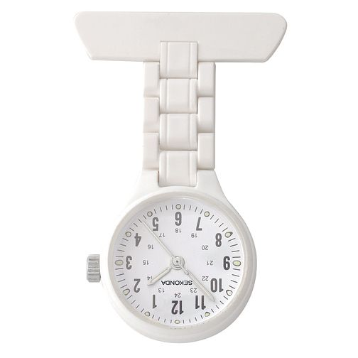 Sekonda FOB White Strap Watch - Product number 8193835