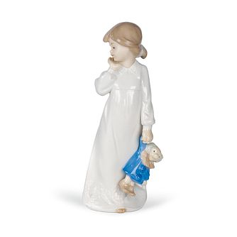 Nao Porcelain My Rag Doll Figurine - Product number 8194203