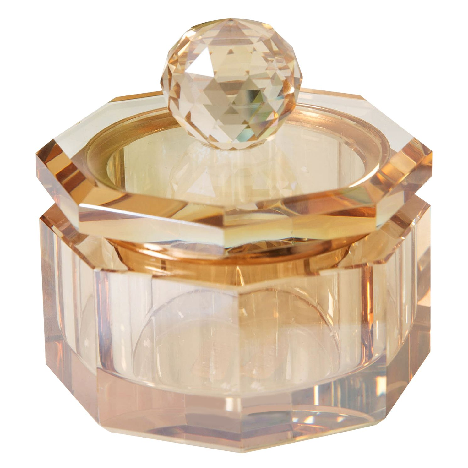 Sophia Estella Champagne Chic Trinket Box - Product number 8196486