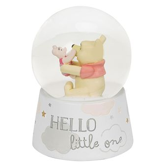 Disney Baby Winnie the Pooh and Piglet Snow Globe - Product number 8197202
