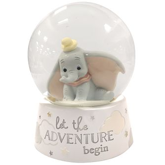 Disney Baby Dumbo Snow Globe - Product number 8197210