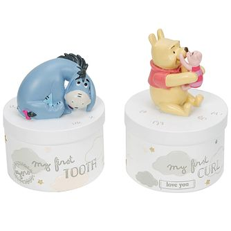 Disney Baby Winnie the Pooh Tooth & Curl Box Set - Product number 8197237