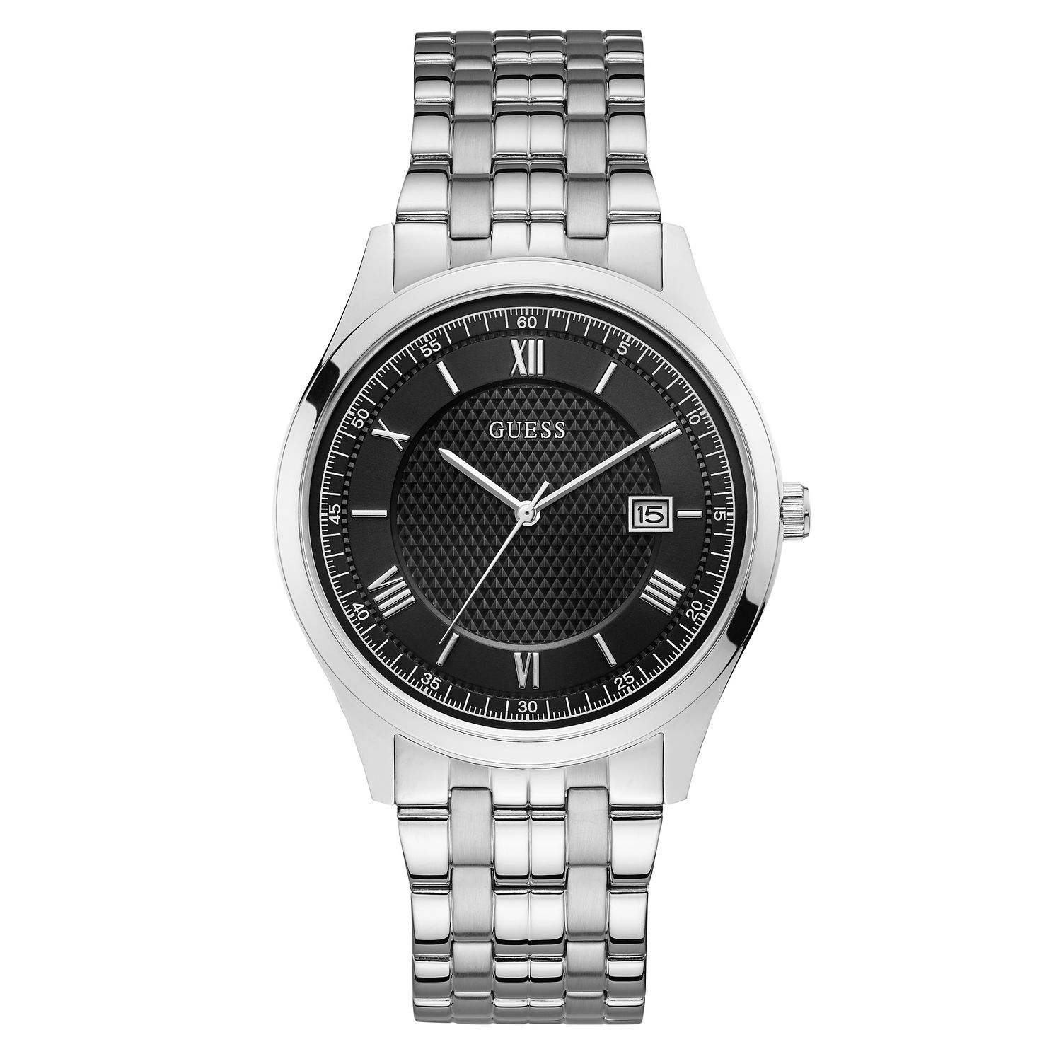 Guess Element Men's Stainless Steel Bracelet Watch - Product number 8197288