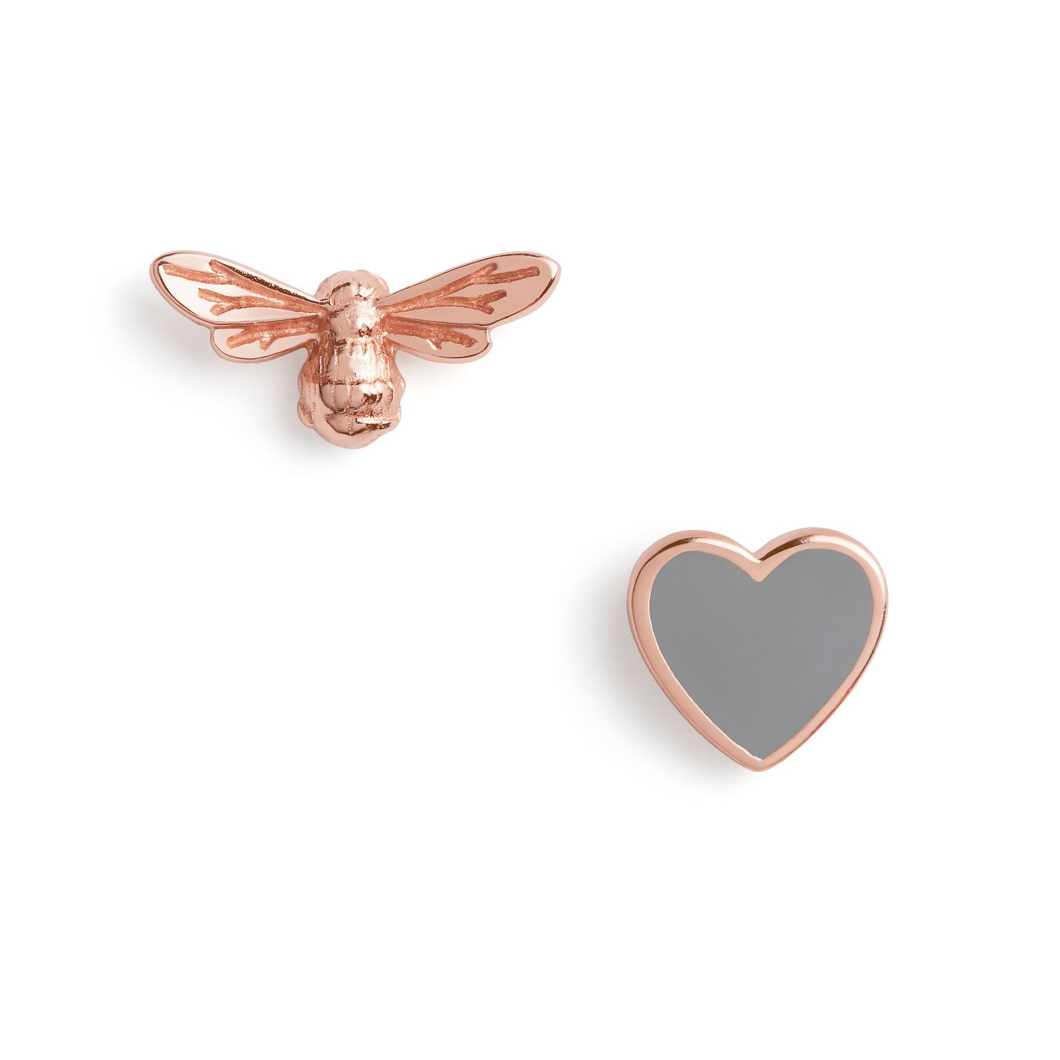Olivia Burton You Have My Heart Gold Tone Stud Earrings - Product number 8199604