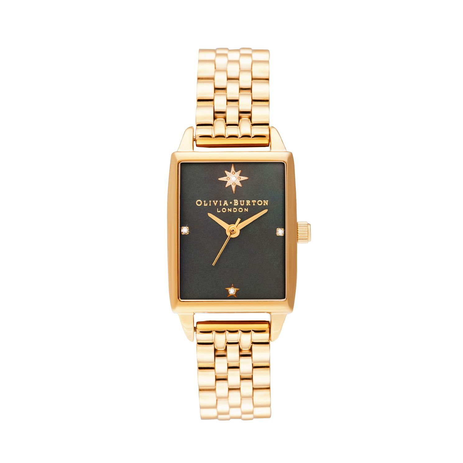 Olivia Burton Celestial Ladies' Gold Tone Bracelet Watch - Product number 8208883