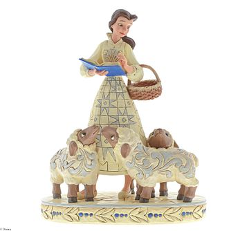 Disney Traditions Belle Bookish Beauty Figurine - Product number 8213224