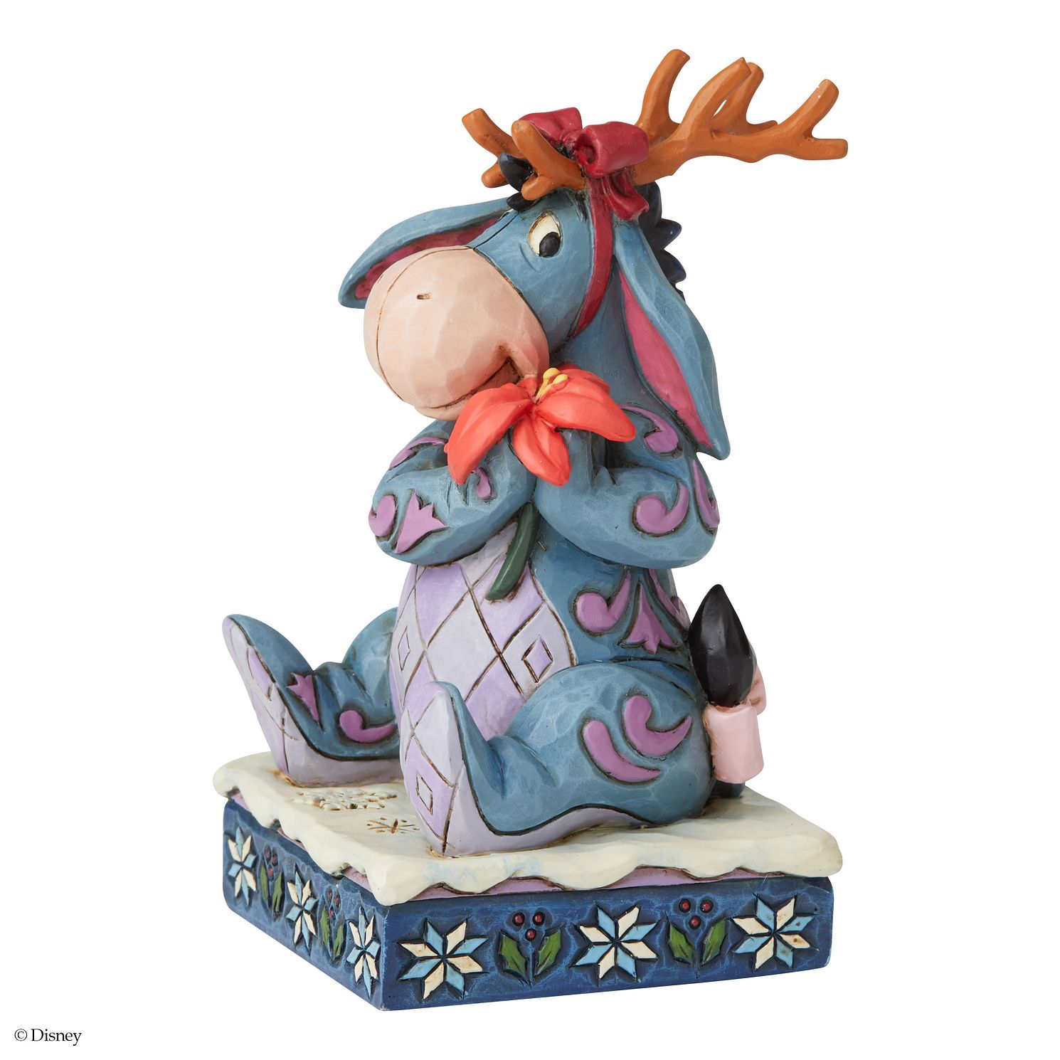 Disney Traditions Eeyore Winter Wonders Figurine - Product number 8213445