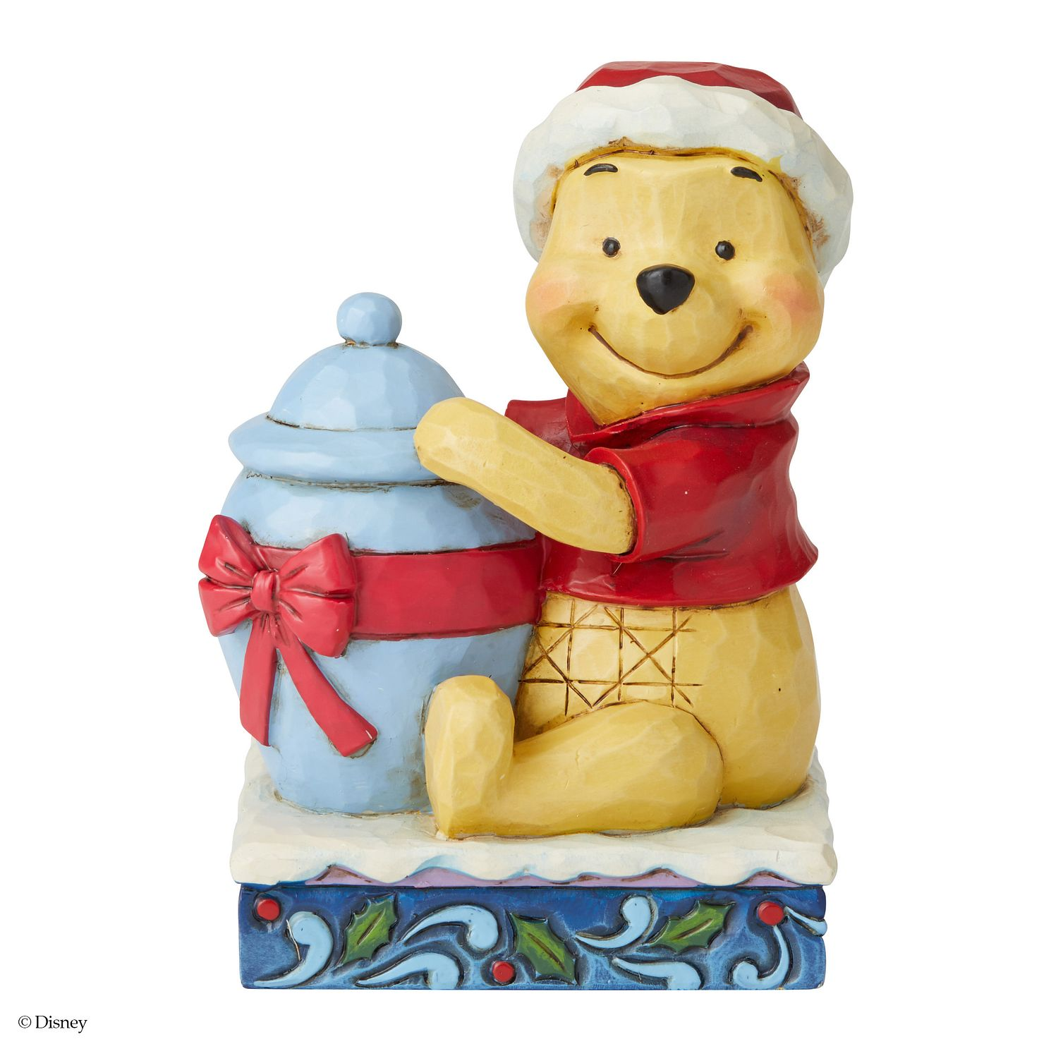 Disney Traditions Winnie The Pooh Holiday Honey Figurine - Product number 8213496