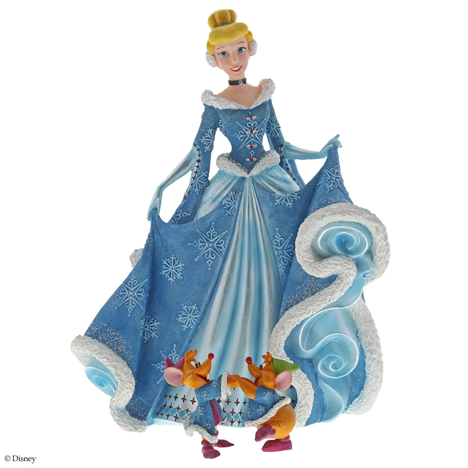 Disney Traditions Cinderella Christmas Figurine - Product number 8213550