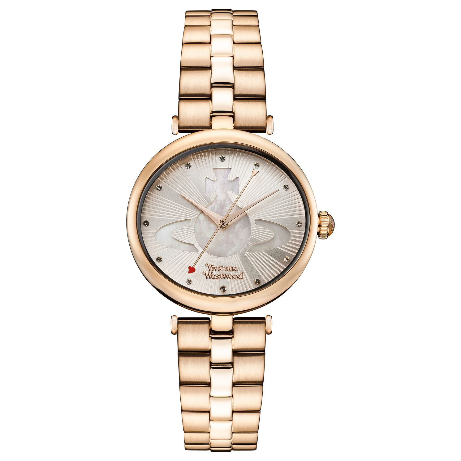 Vivienne Westwood Belgravia Ladies' Mother Of Pearl Watch - Product number 8215987