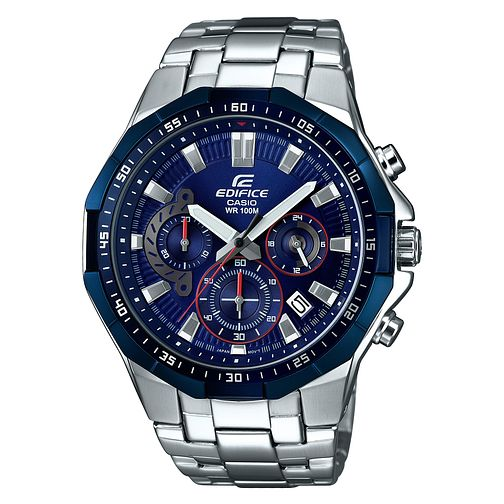 Casio Edifice Men's Stainless Steel Bracelet Watch - Product number 8216320