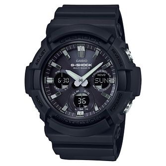 Casio G-Shock Men's Black Resin Strap Watch - Product number 8216460