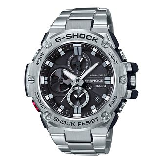 Casio G-Shock G-Steel Men's Stainless Steel Bracelet Watch - Product number 8216495
