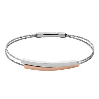 Skagen Elin Ladies' Two Colour Bracelet - Product number 8217165