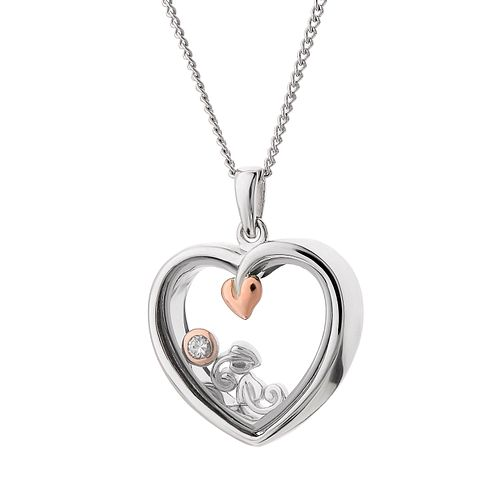 Clogau Tree of Life White Topaz Pendant - Product number 8220735
