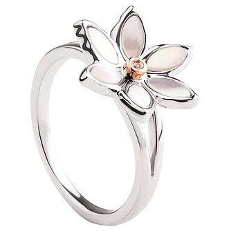 Clogau Lady Snowdon Diamond Ring - Product number 8220778
