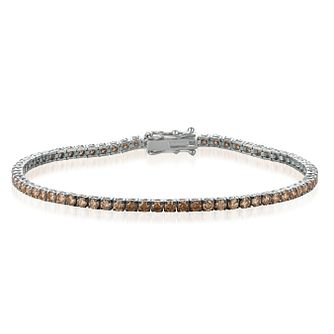 Le Vian 14ct Vanilla Gold Ombre Diamond Bracelet - Product number 8221510